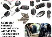 4706-1120 Cerrajería a todo Capital - Cerrajeros a domicilio las 24HS @