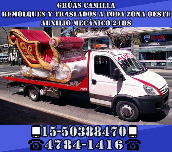 Traslados remolques 24hs /47841416/