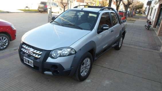Fiat strada adventure 1.6 2012