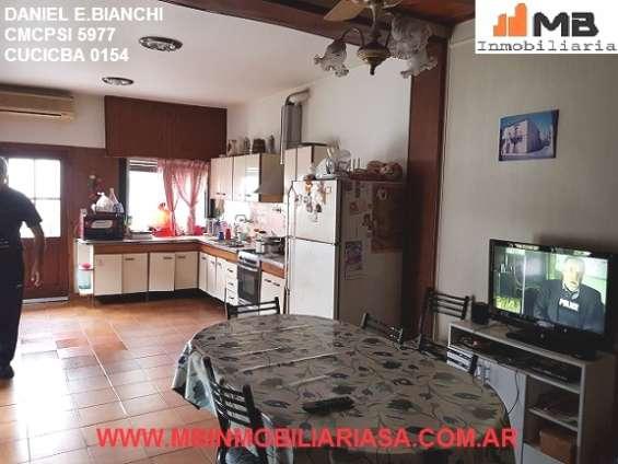 Moreno venta casa 4 amb.c/patio, terraza en dardo rocha al 2300. apto credito!!