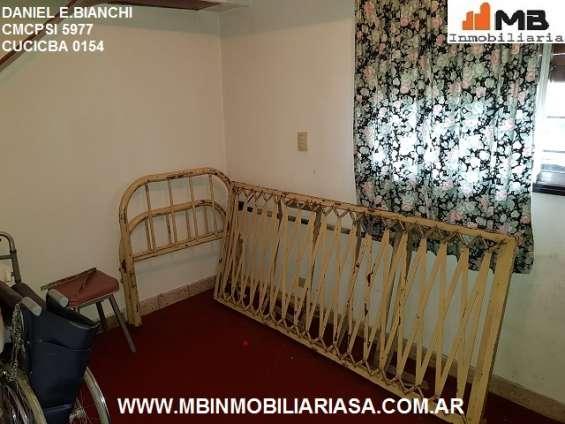 Fotos de Moreno venta casa 4 amb.c/patio, pileta en esteban de luca al 2300. apto credito 7