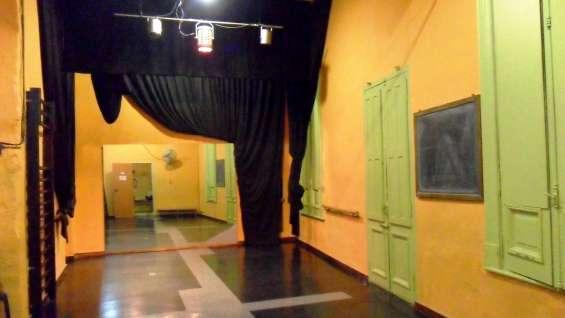 Alquiler sala ensayo y clases teatro danza
