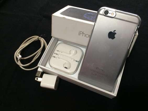 Iphone 6 como nuevo!