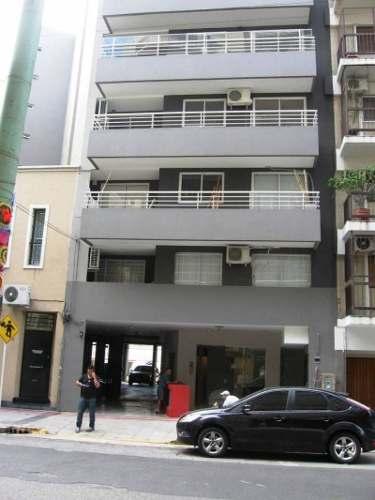 Villa crespo alquiler mono ambiente c/balcón y terraza p/alto vista panoramica...!!