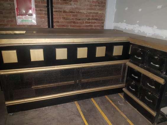 Muebles metalicos con cajones y cerradura únicos