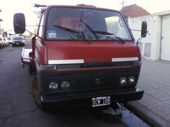 Fotos de Camion grua camilla planchada tomo camioneta o trailer 3