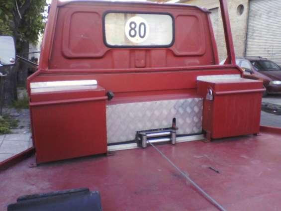 Fotos de Camion grua camilla planchada tomo camioneta o trailer 6