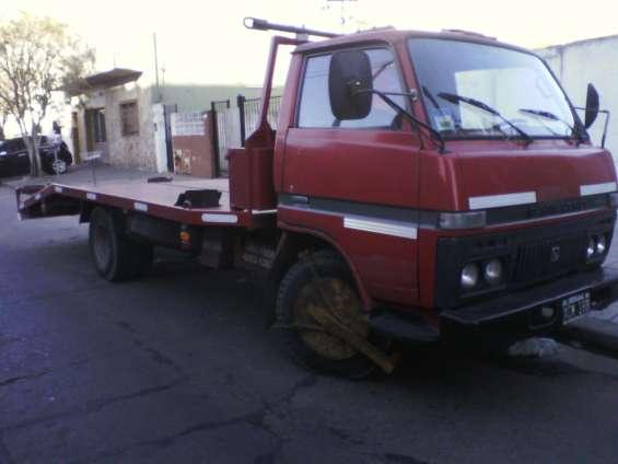 Fotos de Camion grua camilla planchada tomo camioneta o trailer 5