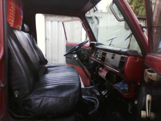 Fotos de Camion grua camilla planchada tomo camioneta o trailer 9