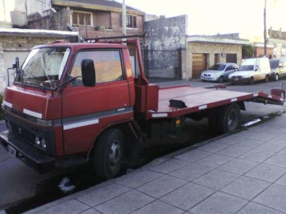 Fotos de Camion grua camilla planchada tomo camioneta o trailer 2