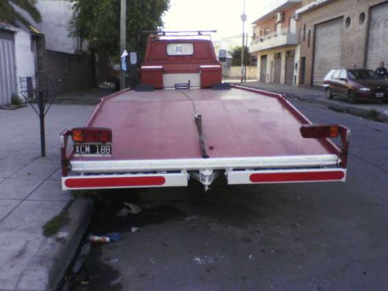 Fotos de Camion grua camilla planchada tomo camioneta o trailer 7