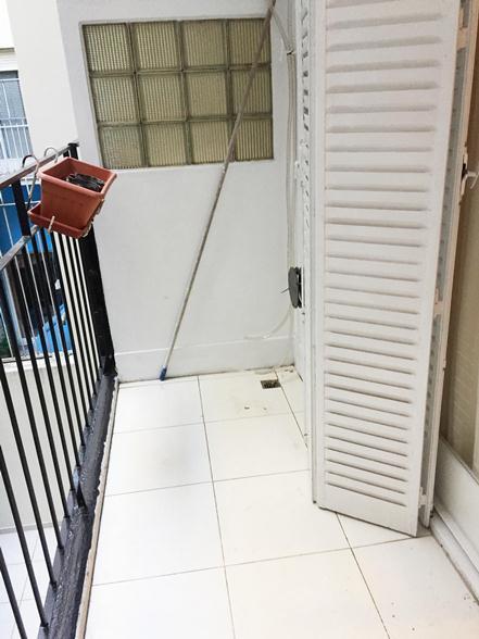 Recoleta - vicente lopez 1800, 1 amb, 45m + 5 de balcon - $ar 18.000 x mes
