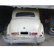 Mercedes benz 170 1955