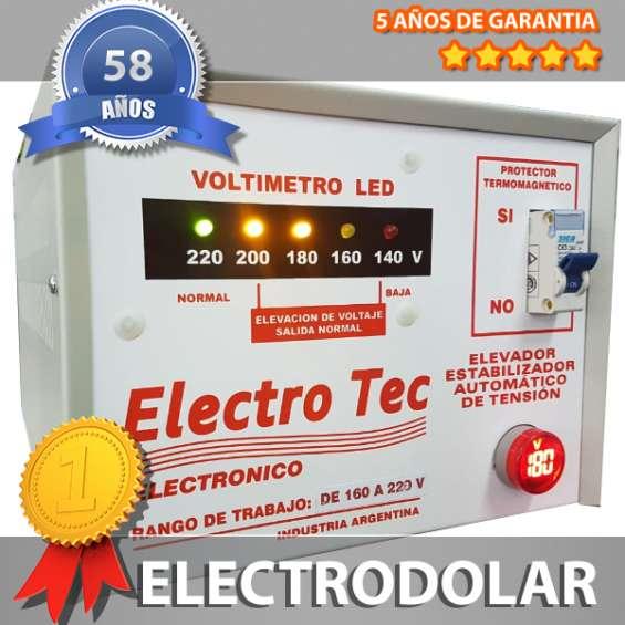 Elevador de tension 16000 watts 011- 48492747