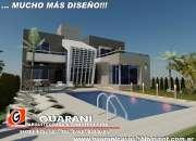 Diseño 3D y Construcción de Casas