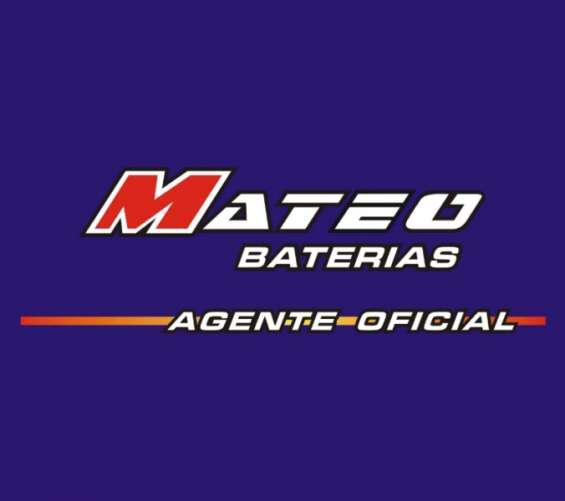 Bateria mateo - capital federal tel: 1143057966