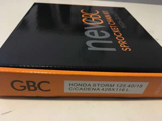 Honda storm 125 kit completo tel: 1143057174