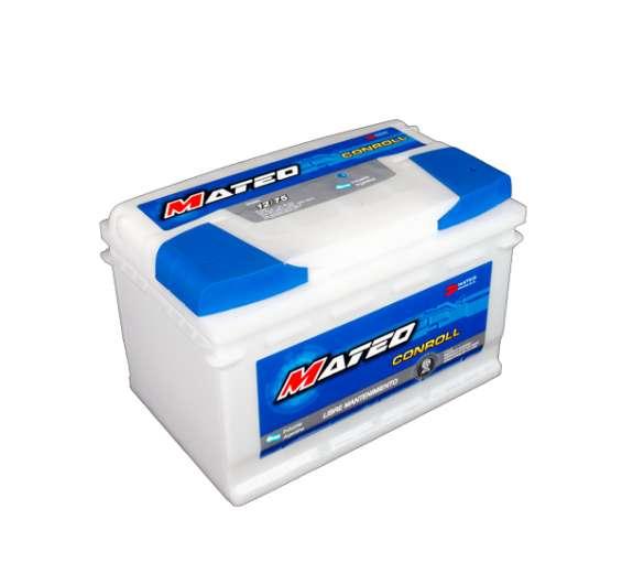 Bateria mateo 12x75 tel: 1143057966