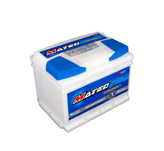 Bateria mateo 12x65 tel: 1143057966