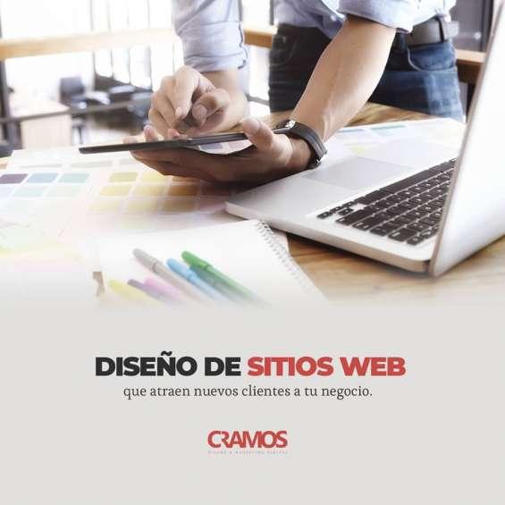 Diseamos tu sitio web responsive