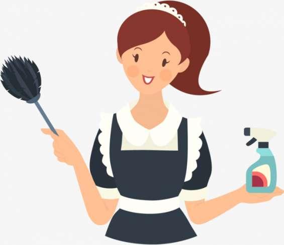 Domestica busca empleo