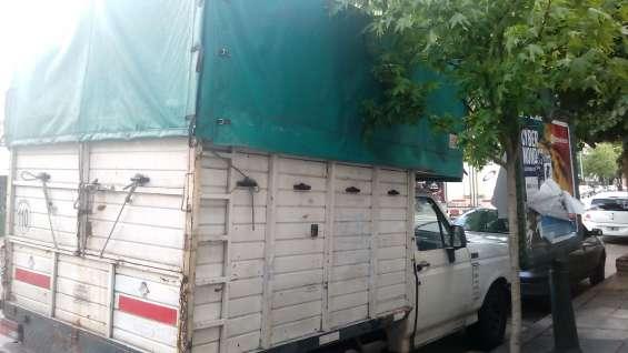 Mudanzas por hora en camión ,operario canastos