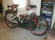 Bicicleta bike gt-ruckus rod.26 cambios shimano