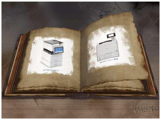 Alquiler fotocopiadoras para eventos congresos convenciones