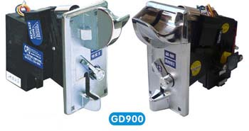 battery chargers  coin acceptor selector