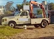 Ford 350 mod 90 con hidrogrua  exc  oportunidad
