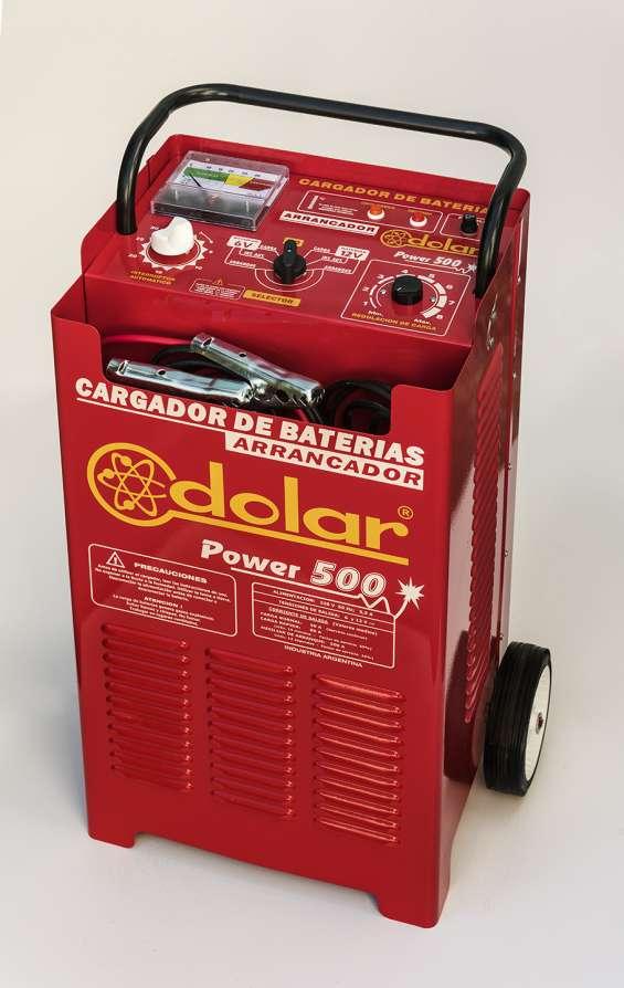 Cargador de baterias combiando 12 y 24volts