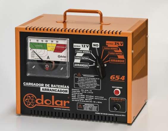 Cargador arrancador modelo 654 (011) 48492747