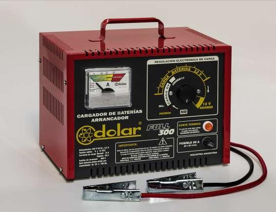 Cargadores de baterías regulables