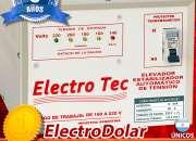 Elevador Automático De Tensión 12 Kva (r 160v) 011- 4849- 2747