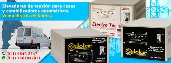 Fotos de Elevador automático de tensión 16 kva (r 160v) 011- 4849- 2747 1