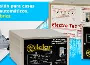 Elevador Automático De Tensión 16 Kva (r 160v) 011- 4849- 2747