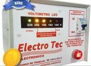 Estabilizador de 10.000Watts Automático para hogares 011- 48492747