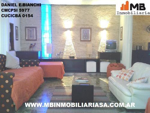 Vendido!! almagro venta casa de 10 ambientes en valentin gomez al 3500