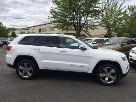 2014 jeep grand cherokee 4wd 4dr limitado en paramus nj