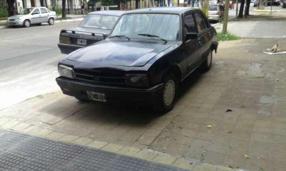 Peugeot 504 1994 gnc grande 42000 pesos funcionando bien