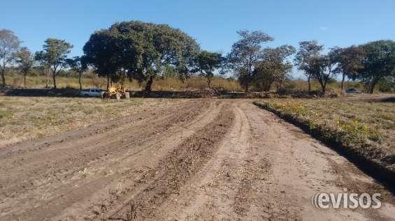 Vendo terrenos loteo las moras