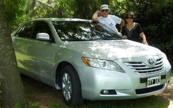 Vendo toyota camry mod.2009 muy bueno 160000 km.. muy bueno