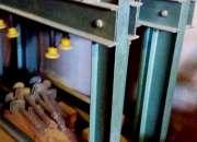 Prensa de carpinteria a tornillos cala