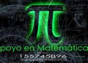 Profesor de matematicas y dibujo tecnico