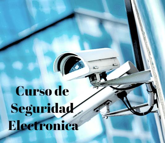 Curso de seguridad electronica