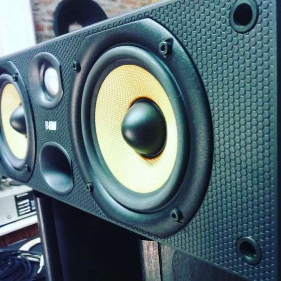 Reparación de parlantes - mega voice