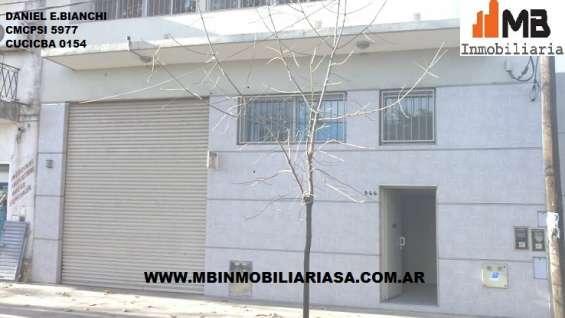 Villa adelina venta importante establecimiento industrial