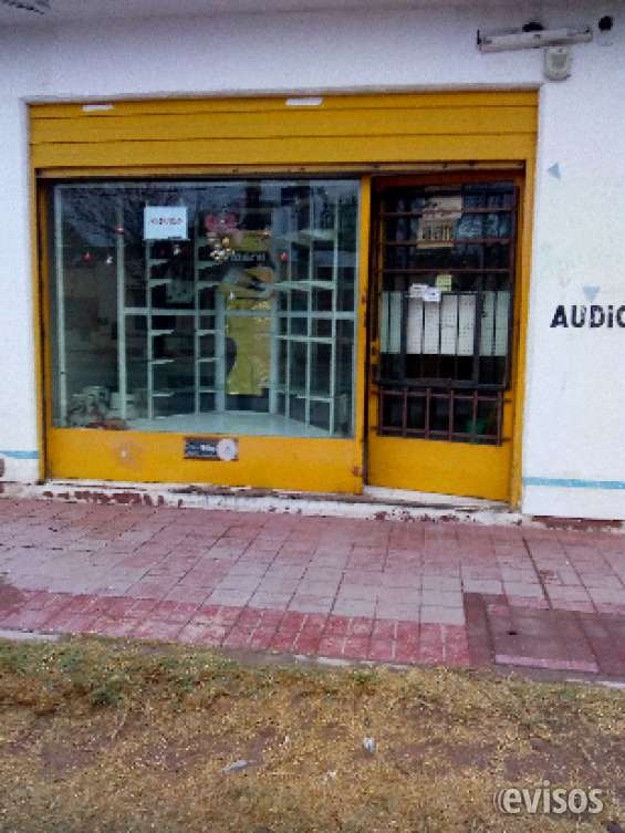 Alquiló local comercial