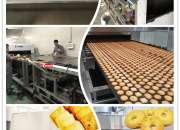 Galletas, equipo, hornos, equipo de producción cu…