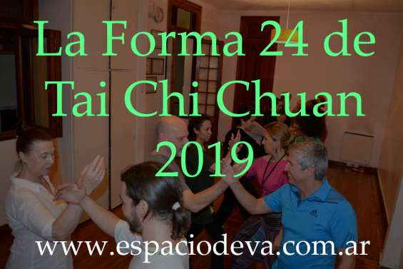 Cursos cortos de tai chi chuan y chi kung 2019